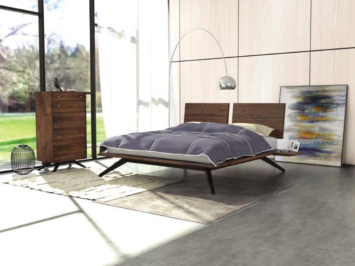 mid century modern bedroom sets